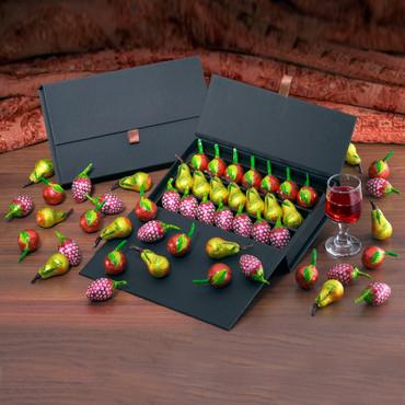 Fruchtlikör-Geschenkbox