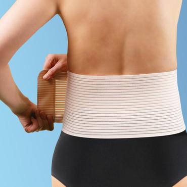 Bauch- und Rückenstützgürtel – Bild 1