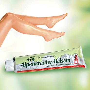 Alpenkräuter-Balsam, 200 ml