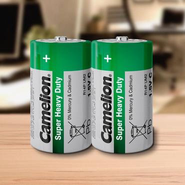 Batterie Babyzelle UM2, 2 Stück