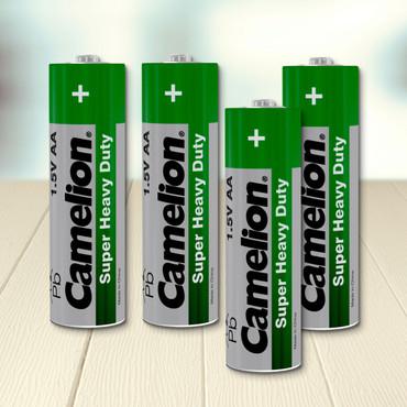 Batterien UM3 4er-Set