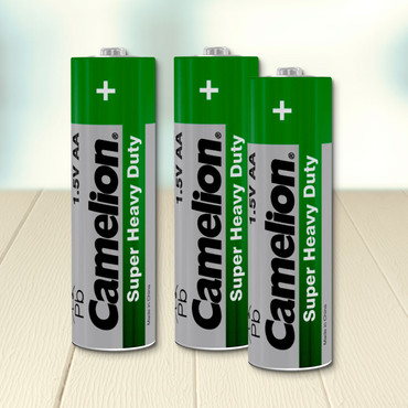 Batterie UM3, 1,5V., 3 Stück