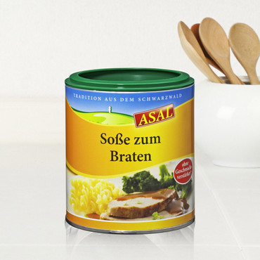 Asal Suppen & Saucen, Soße zum Braten