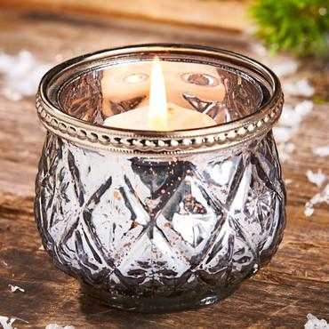 Teelichtglas »Antik«