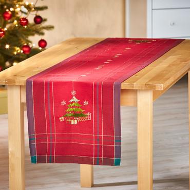 Tischläufer »Weihnachtsbaum« – Bild 1