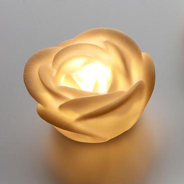LED-Deko-Rosen, 4 Stück – Bild 2