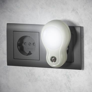 Led nachtlicht met sensor