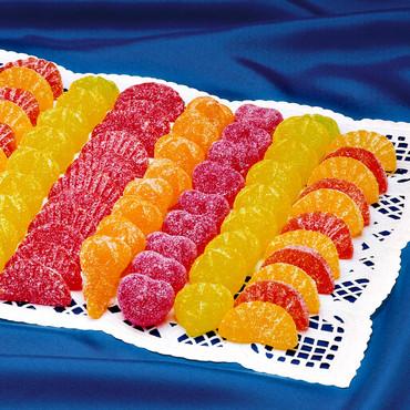 Gelee-Frucht-Variation, 1 kg