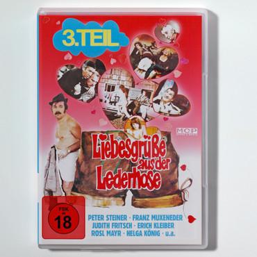 DVD »Liebesgrüße aus der Lederhose« Teil III