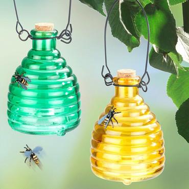 Wespenfalle, 2 Stück