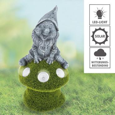EASYmaxx Solar-Figur »Gartenzwerg« – Bild 2