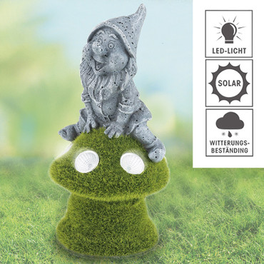 EASYmaxx Solar-Figur »Gartenzwerg« – Bild 1