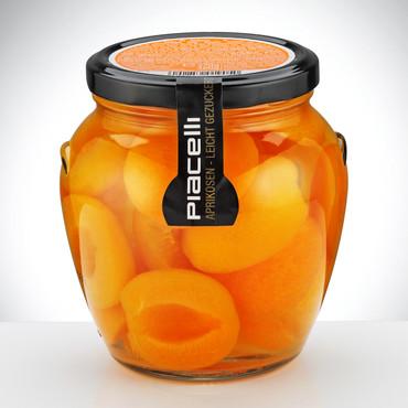 Eingelegte Früchte, Aprikosen, 570 g