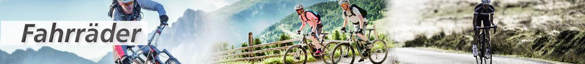 Fahrräder Online kaufen