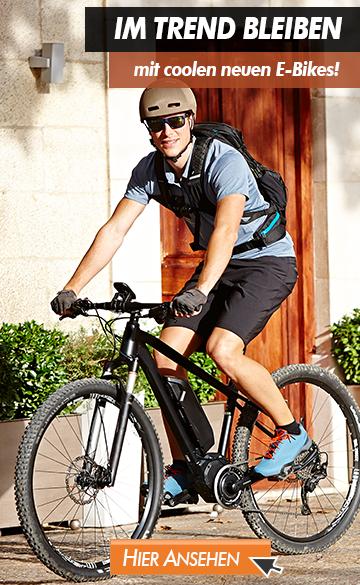 E-Bike Neuheiten entdecken!