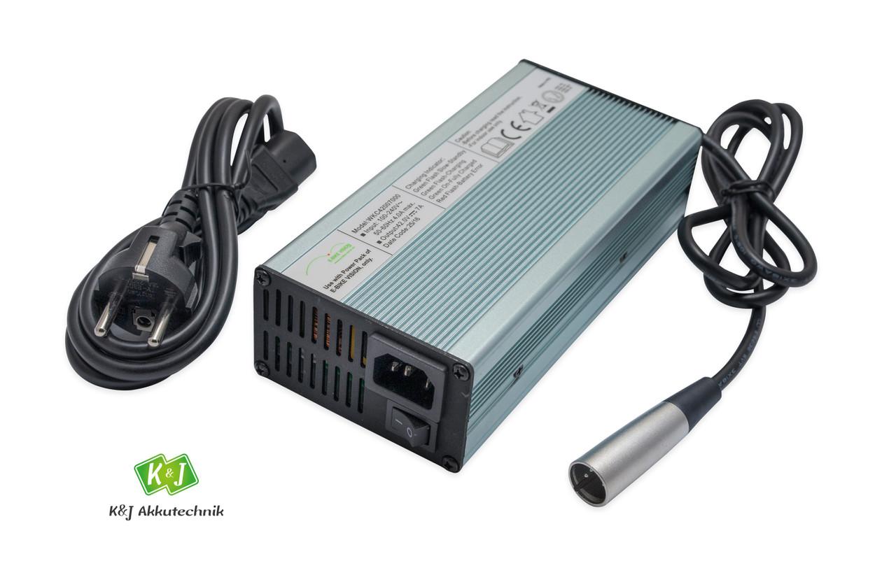 E-BIKE VISION Power Pack Ersatzakku Akku für Panasonic Antrieb 36V 17Ah 612 Wh inkl 7Ah Ladegerät – Bild 2