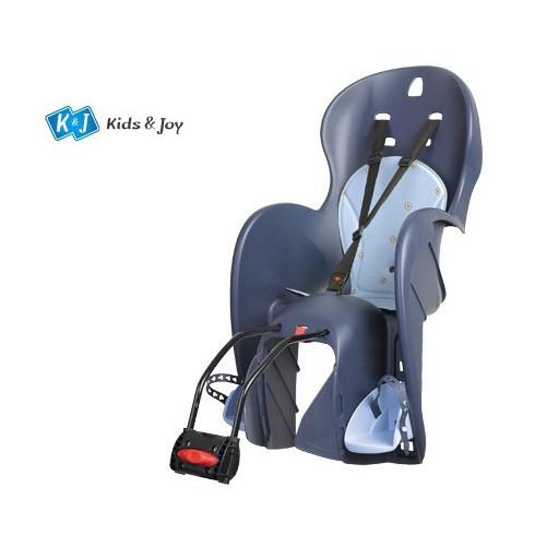 Kindersitz Fahrradsitz Wallaroo für Kinder – Bild 2