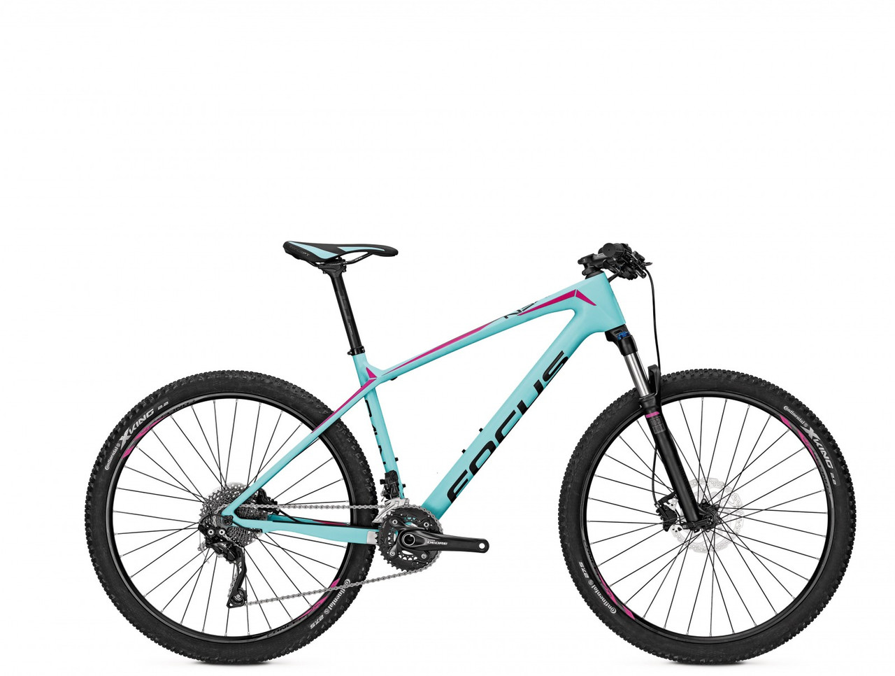FOCUS RAVEN ELITE 27 DONNA / SHIMANO 10 Gang