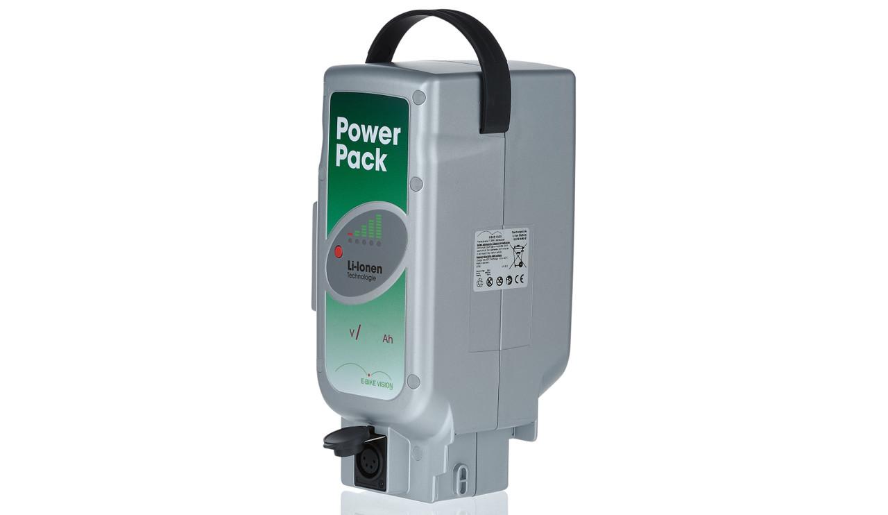 SET E-BIKE VISION Power Pack Ersatzakku Akku für Panasonic Antrieb 36V 13Ah 468 Wh 7Ah Ladegerät – Bild 5