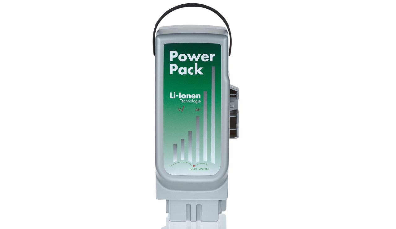 SET E-BIKE VISION Power Pack Ersatzakku Akku für Panasonic Antrieb 36V 13Ah 468 Wh 7Ah Ladegerät – Bild 8