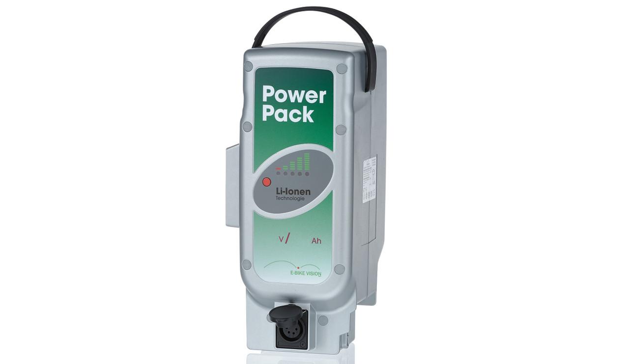 SET E-BIKE VISION Power Pack Ersatzakku Akku für Panasonic Antrieb 36V 13Ah 468 Wh inkl 4Ah Ladegerät – Bild 5