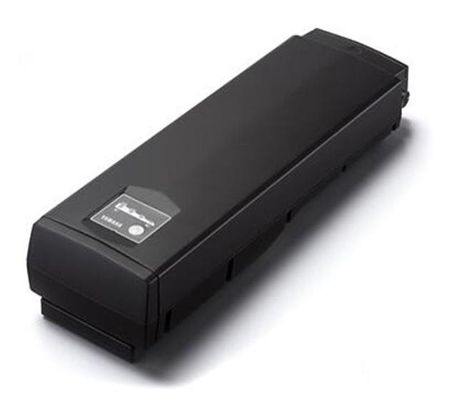 K&J eBike Powerakku Ersatzakku Batterie 36V 17 Ah für Yamaha System Gepäckträger – Bild 1