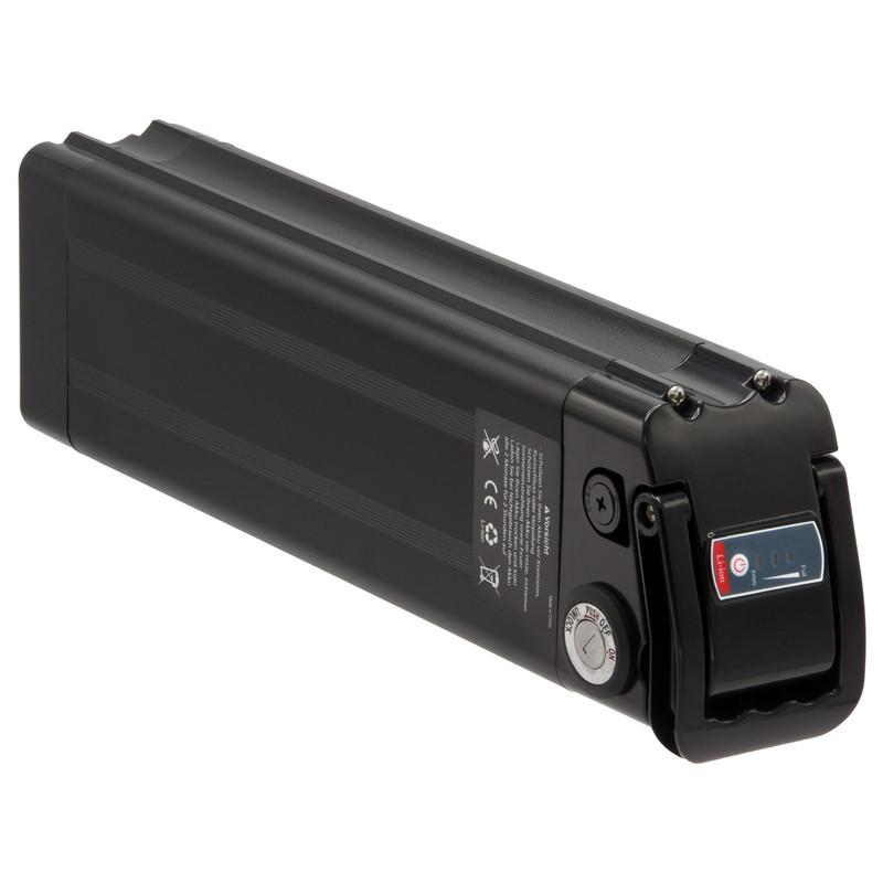 K&J Ersatzakku Batterie 37V 12Ah schwarz für E-Bike Pedelec Aldi Prophete MiFa Trio Samsung Zhenlong Phylion Rabeneick 001