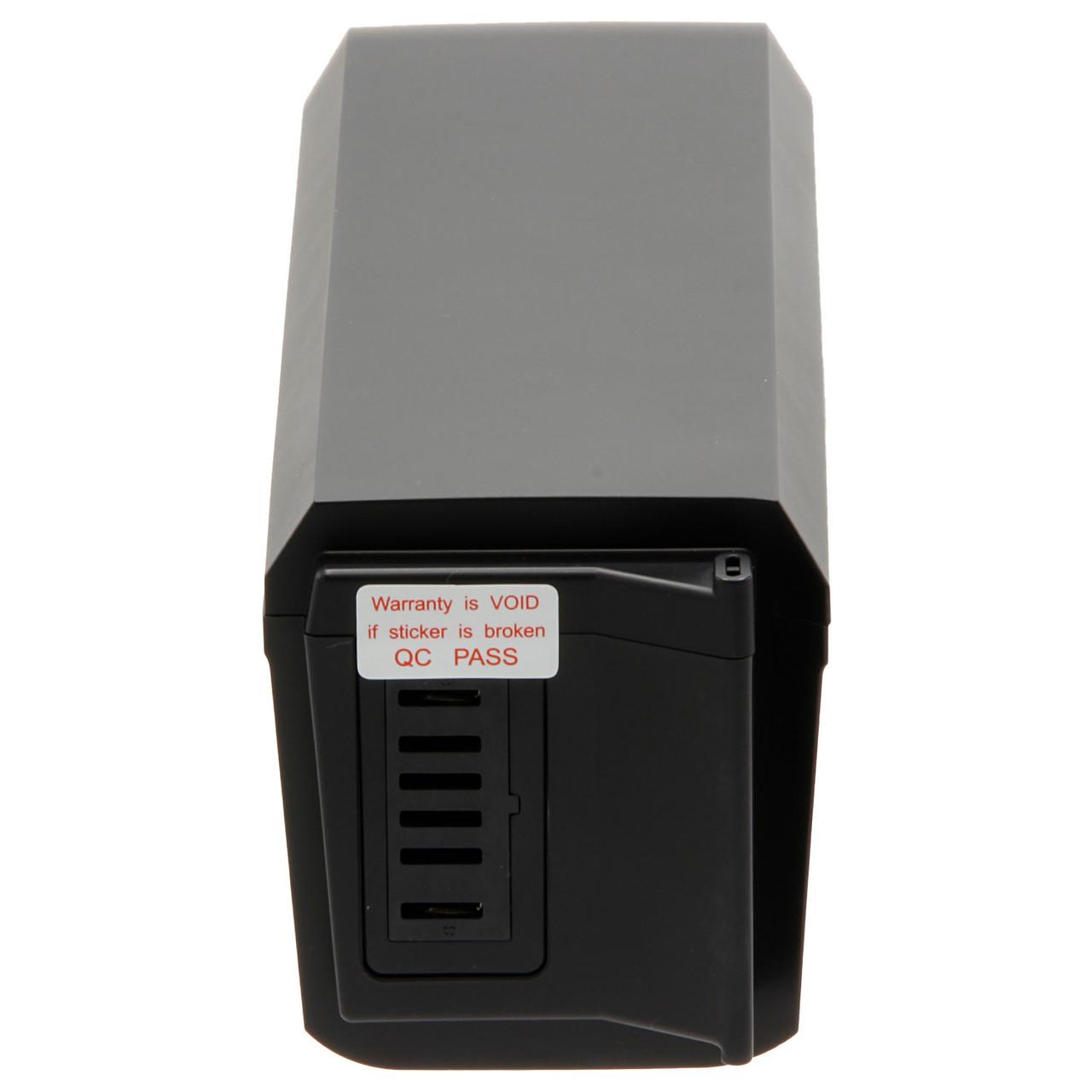 K&J Ersatzakku Batterie 48V 12Ah für E-Bike Pedelec von Fischer – Bild 2