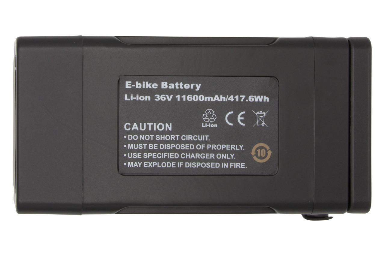 K&J Ersatzakku Batterie 36V 12Ah mit Panasonic Zellen für Ansmann Porta HK – Bild 2