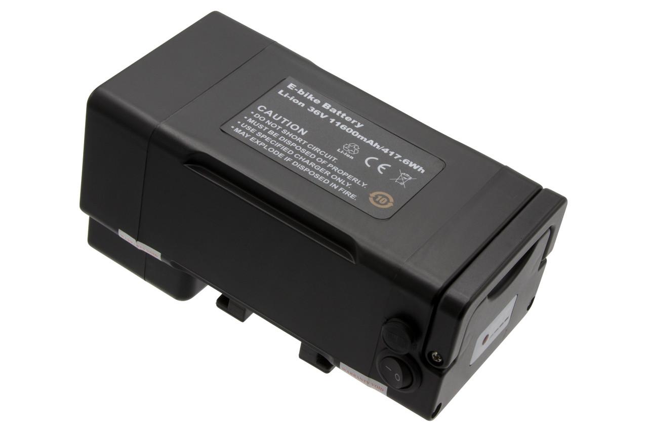 K&J Ersatzakku Batterie 36V 12Ah mit Panasonic Zellen für Ansmann Porta HK – Bild 8