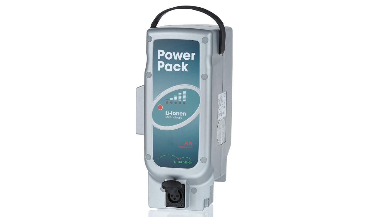 E-BIKE VISION Power Pack Akku Ersatzakku 20 Ah Panasonic 26V Mittelmotor eBike – Bild 2