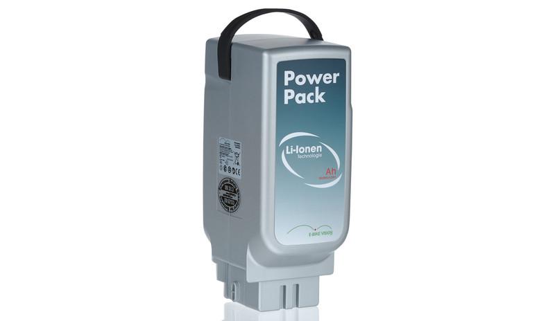SET E-BIKE VISION Power Pack Set Ersatzakku 20 Ah + Ladegerät für Panasonic 26V eBike – Bild 9