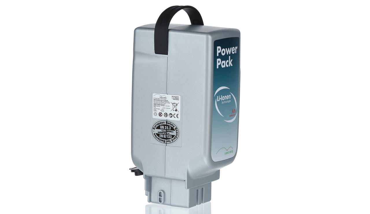 SET E-BIKE VISION Power Pack Set Ersatzakku 23 Ah + Ladegerät für Panasonic 26V eBike – Bild 8