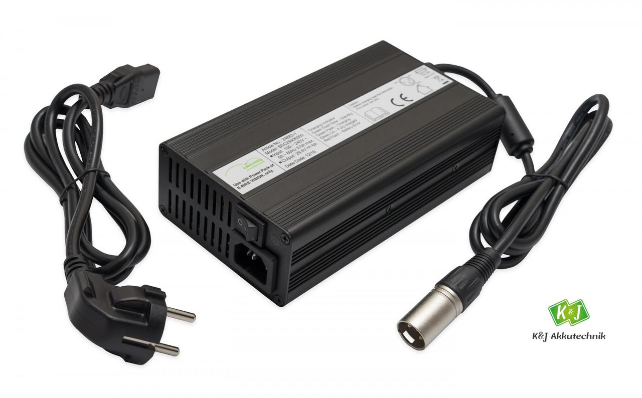 SET E-BIKE VISION Power Pack Set Ersatzakku 23 Ah + Ladegerät für Panasonic 26V eBike – Bild 3