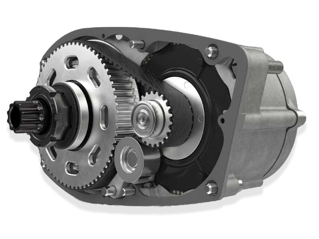 eBike MOTOR Austauschmotor Brose Mittelmotor Drive T C91143 – Bild 2