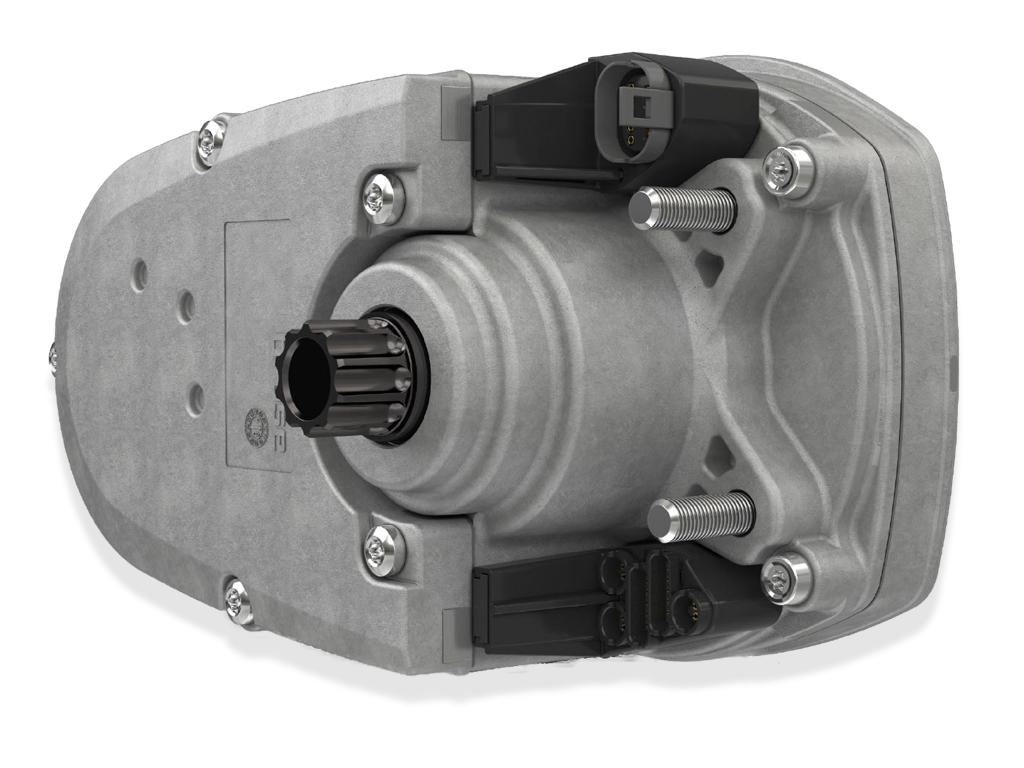 eBike MOTOR Nachrüstatz Brose Mittelmotor Drive S mag horizontal E01680 – Bild 2
