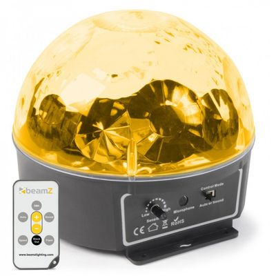 BeamZ Mini Star Ball  6x 3W RGBWAP LEDs  Produkt Foto