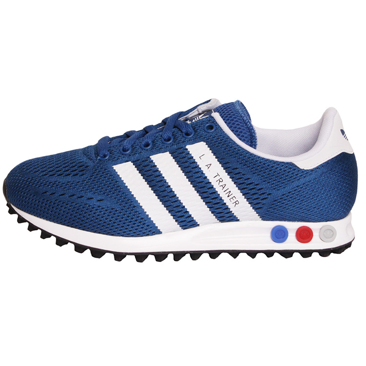 adidas la trainer em herren sneaker blau s79037 ebay. Black Bedroom Furniture Sets. Home Design Ideas