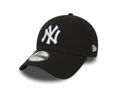 New Era Cap 9FORTY League Basic NY Yankees Black/White Produkt Foto