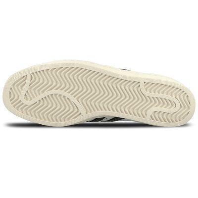 Adidas Superstar 80s Damen Sneaker Weiß Schwarz - Thumb 6