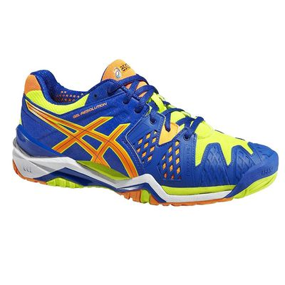 Asics Gel Resolution 6 Tennischuhe Herren Produkt Foto