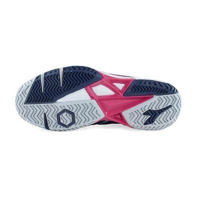 Diadora Damen Tennisschuhe Speed Pro EVO N W AG Blau Pink Produkt Foto