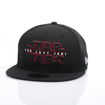 New Era Snapback Cap 9FIFTY Star Wars Jedi Black Schwarz  Produkt Foto