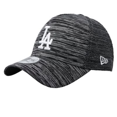 New Era Cap Engineered Fit LA Dodgers Grau Produkt Foto