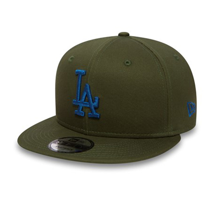 New Era 9Fifty Snapback Cap LA Dodgers Grün