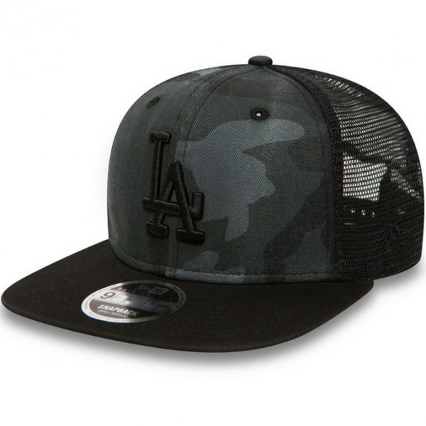 New Era 9Fifty Snapback Cap LA Dodgers Camo