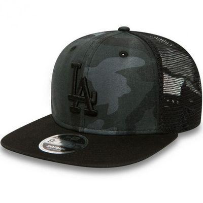 New Era 9Fifty Snapback Cap LA Dodgers Camo Produkt Foto