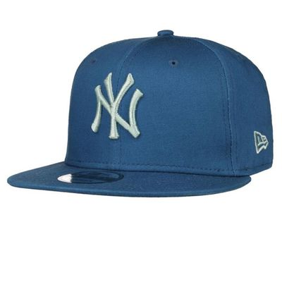 New Era Snapback Cap 9FIFTY League Essential NY Yankees Blau Produkt Foto