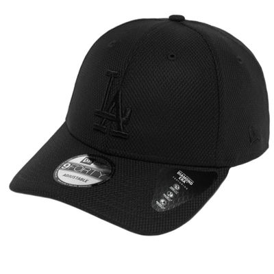 New Era Cap 9FORTY Diamond Era LA Dodgers Schwarz Produkt Foto