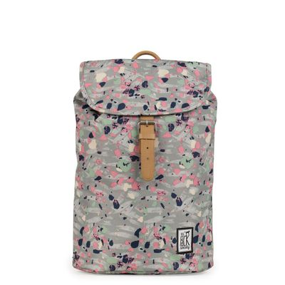 The Pack Society Backpack Grey Speckles Allover Rucksack Grau - Thumb 2